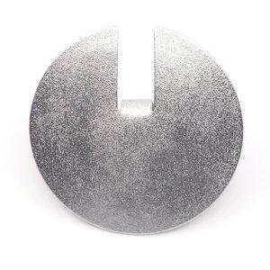 Otracosa sieraden zilver hanger ketting. Zilveren ketting sieraden