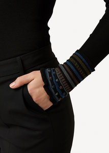 Oleana Wristlets 347 O zwart