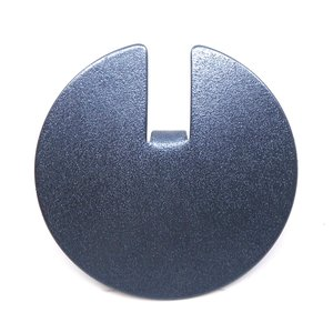 Otracosa sieraden antraciet hanger ketting. Grijs ketting sieraden