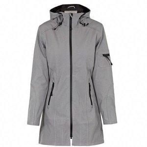 Ilse Jacobsen Rain Coat 37B 020 Smoked pearl