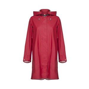 Ilse Jacobsen Rain Coat 71-303 Deep red