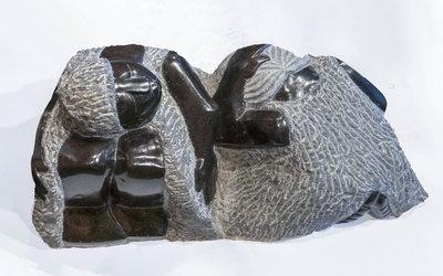 Stenen beeld uniek, Together
