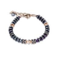 Coeur de Lion Armband 4978/ /0800 Purple