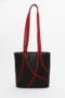 Krista's Lahti staand zwart, rood