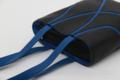 Krista's Lahti staand zwart, blauw