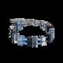 Coeur de Lion Armband 4015/ /0721 Dark Blue