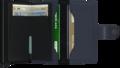 Secrid Miniwallet M Matte Night Blue portemonnee