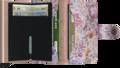 Secrid Miniwallet MC Crisple Rose Floral portemonnee