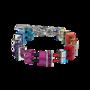 Coeur de Lion Armband 2838/ /1520 Multicolor Rainbow