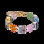 Coeur de Lion Armband 4015/ /1522 Multicolor Pastel