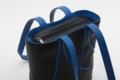 Krista's Lahti liggend zwart, blauw