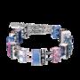 Coeur de Lion Armband 2839/ /0719 Blue-Rosa