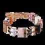 Coeur de Lion Armband 4905/ /0227 Peach-Rose