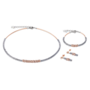 Coeur de Lion Armband 4986/ /1800 Cristal