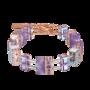 Coeur de Lion Armband 4017/ /0829 Lila