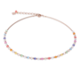 Coeur de Lion Ketting 4948/ /1522 Multicolor Pastel