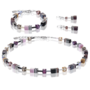 Coeur de Lion Armband 2838/ /0838 Purple-Rose