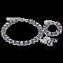 Coeur de Lion Oorbellen 4409/ /0713 Crystals Small Blue-Black