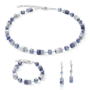Coeur de Lion Ketting 4017/ /0700 Blue