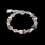 Coeur de Lion Armband 5008/ /1631 Rosegold-silver
