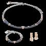 Coeur de Lion Armband 5030/ /1223 Anthracite