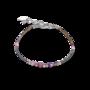 Coeur de Lion Armband 5035/ /0824 Amethyst