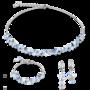 Coeur de Lion Oorbellen 4938/ /0720 Light-Blue