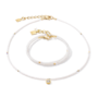 Coeur de Lion Ketting 5033/ /1416 White-Gold