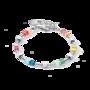 Coeur de Lion Armband 5022/ /1527 Multicolor Spring
