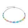 Coeur de Lion Ketting 5020/ /1522 Multicolour Pastel 1