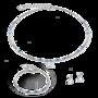 Coeur de Lion Armband 5032/ /2000 Aqua