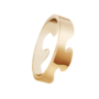 Fusion Ring Goud